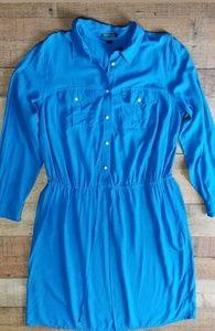 Lauren Ralph Lauren Dress size 16w Blue